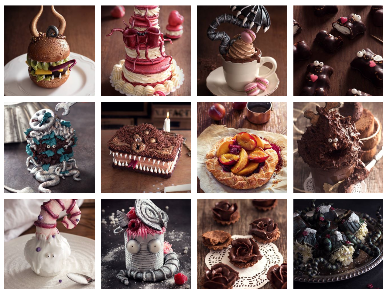 A French Pastry Artist